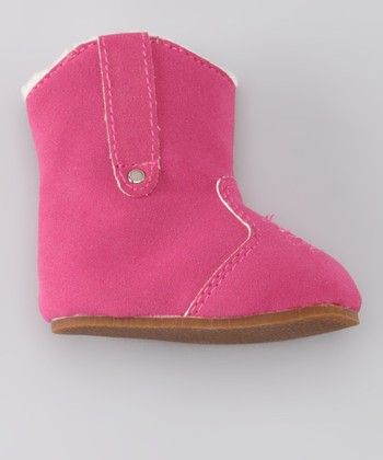 Berry Stitch Potato Boot