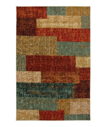 Urban Abstract Rug