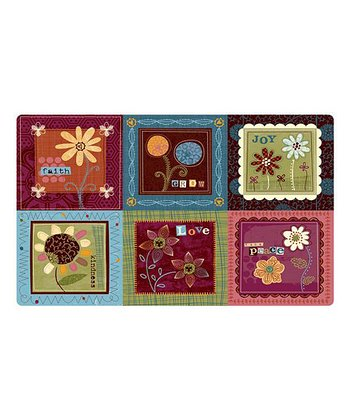 Eco Cushion Inspirational Quilt Doormat