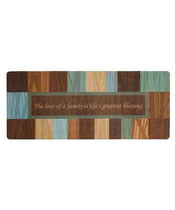 Family Blessings Anti-Fatigue Doormat
