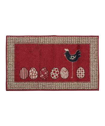 Chicken & Egg Doormat