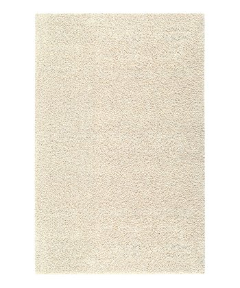 Starch Solid Shag Rug