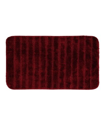 Cranberry Bath Mat