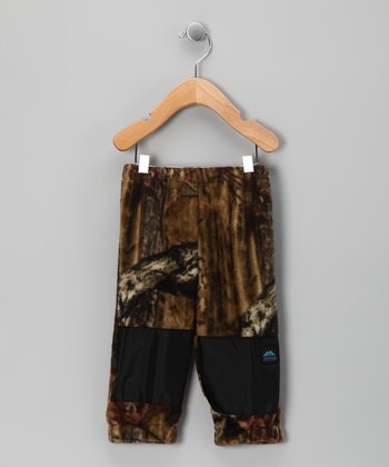 Green Camo Polar Fleece Pants - Infant, Toddler & Boys