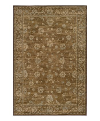 Brown Kate Rug