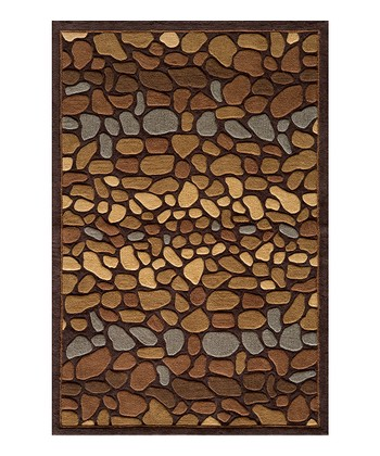 Brown & Gray Blake Rug