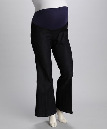 Dark Blue In Your Jeans Maternity Jeans