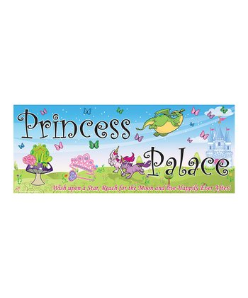 Mona MELisa Designs Princess Wall Art