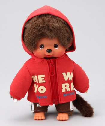 NYC Park Monchhichi Plush Toy