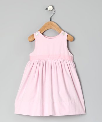 Pink Corduroy Dress - Infant & Toddler