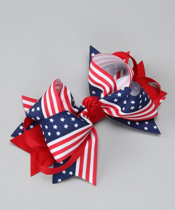 USA Sweetie Pie Bow