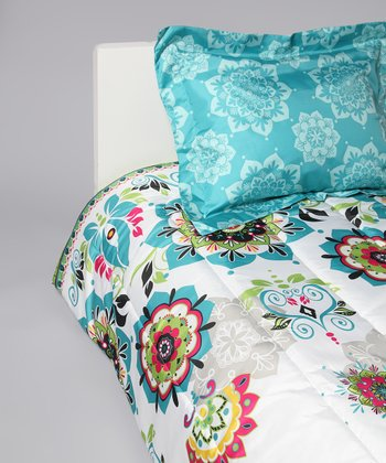 Gypsy Dream Comforter & Sham