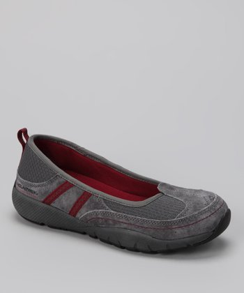 Dark Gray Willa Retreat Shoe - Women