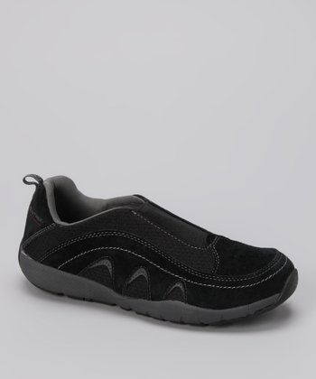 Black Winnie Retreat Shoe