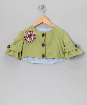 Grass Maddie Bolero - Infant, Toddler & Girls