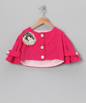 Sunset Maddie Bolero - Toddler & Girls