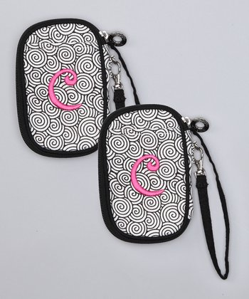 'C' Wristlet - Set of Two