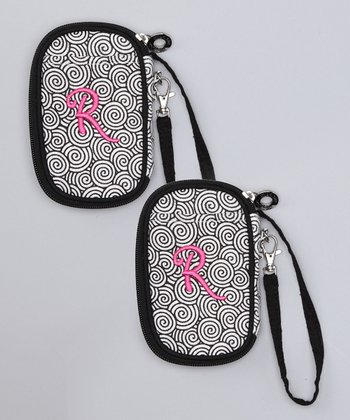 'R' Wristlet - Set of Two