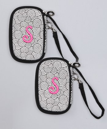 'S' Wristlet - Set of Two