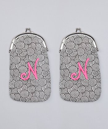 'N' Sunglasses Case - Set of Two