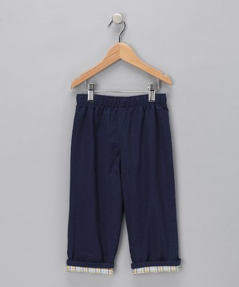 Blue Cadet Pants - Boys