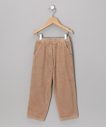 Sand Corduroy Pants - Infant, Toddler & Boys