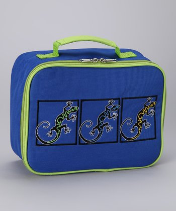 My Cocolime Blue Iggy Lunch Bag