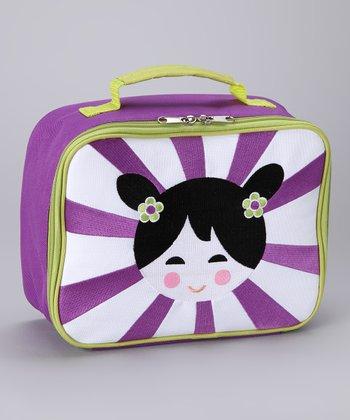 My Cocolime Purple Parisa Lunch Bag