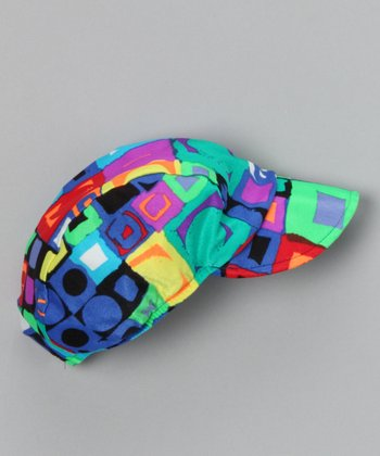 Blue Block Sun Cap - Infant & Toddler