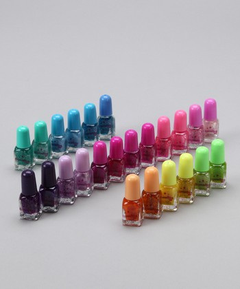 Assorted Nail Polish Set