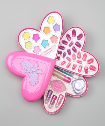 Princess Heart Makeup Kit