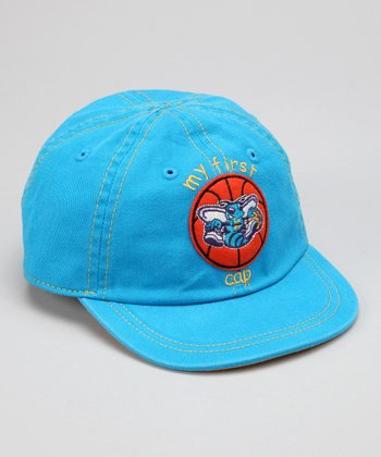Blue New Orleans Hornets 'My First' Baseball Cap