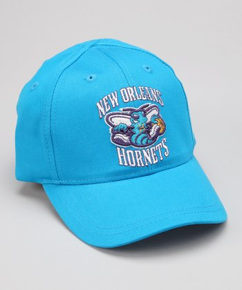 Blue New Orleans Hornets Baseball Cap