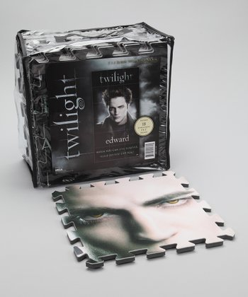 Twilight Edward Floor Puzzle