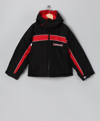 Tampa Bay Buccaneers Jacket - Boys