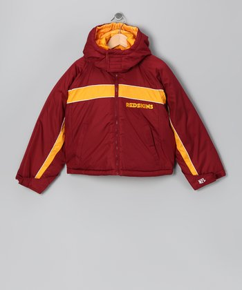 Washington Redskins Jacket - Boys