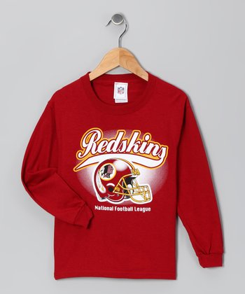 Washington Redskins Long-Sleeve Tee - Boys