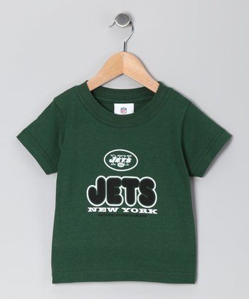 New York Jets Green Tee - Toddler