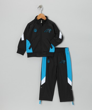 Carolina Panthers Track Jacket & Pants - Kids