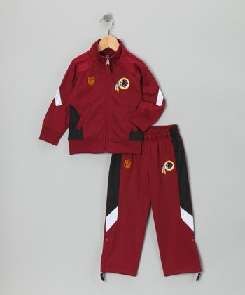 Washington Redskins Track Jacket & Pants - Kids