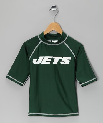 New York Jets Rashguard - Kids
