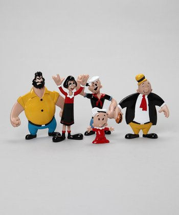 Popeye Retro Box Set