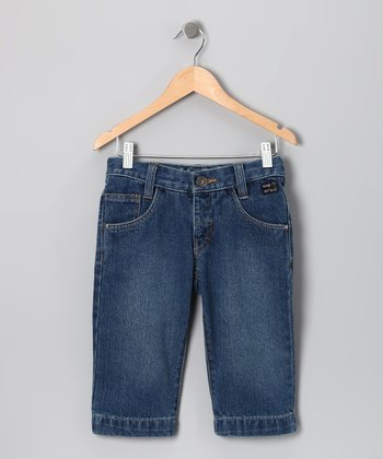Light Blue Denim Shorts - Boys