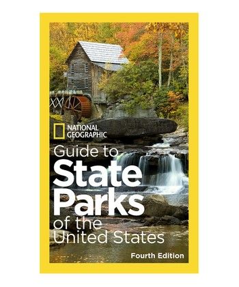 Fourth Edition Guide to State Parks of the United States
