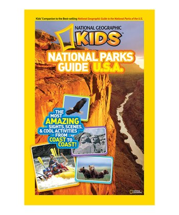 Kids National Parks Guide Paperback