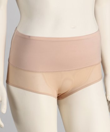Nude Power Mesh Shaper Briefs - Women & Plus
