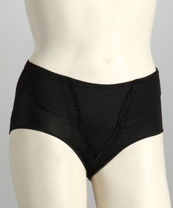 Black Shaper Briefs - Women & Plus