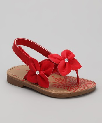 Red Akai Sandal