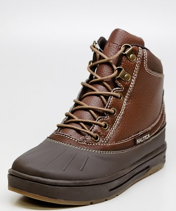 Brown New Bedford Duck Boot