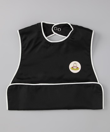 Black Slide Bib